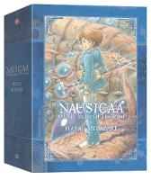 Nausicaa of the Valley of the Wind Box Set - Nausicaa of the Valley of the Wind Box S (Hardback)