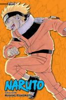 Naruto (3-in-1 Edition), Vol. 6: Includes vols. 16, 17 & 18 - Naruto (3-in-1 Edition) (Paperback)