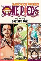 One Piece (Omnibus Edition), Vol. 5: Includes vols. 13, 14 & 15 - One Piece (Omnibus Edition) 5 (Paperback)
