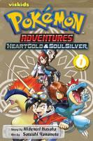 Pokemon Adventures: HeartGold and SoulSilver, Vol. 1 - Pokemon Adventures: HeartGold and SoulSi (Paperback)