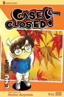 Case Closed, Vol. 52 - Case Closed 52 (Paperback)
