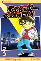 Case Closed, Vol. 53 - Case Closed 53 (Paperback)