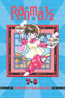 Ranma 1/2 (2-in-1 Edition), Vol. 4: Includes Volumes 7 & 8 - Ranma 1/2 (2-in-1 Edition) (Paperback)