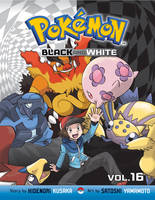Pokemon Black and White, Vol. 16 - Pokemon 16 (Paperback)