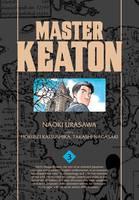 Master Keaton, Vol. 3 - Master Keaton 3 (Paperback)