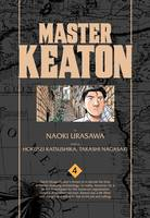 Master Keaton, Vol. 4 - Master Keaton 4 (Paperback)