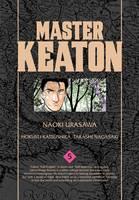 Master Keaton, Vol. 5 - Master Keaton 5 (Paperback)