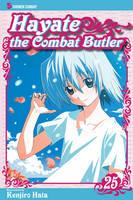 Hayate the Combat Butler, Vol. 25 - HAYATE 25 (Paperback)