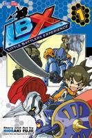 LBX: New Dawn Raisers, Vol. 1 - LBX 1 (Paperback)
