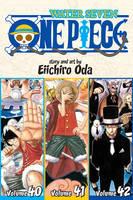 One Piece (Omnibus Edition), Vol. 14: Includes vols. 40, 41 & 42 - One Piece (Omnibus Edition) 14 (Paperback)