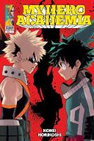 My Hero Academia, Vol. 2