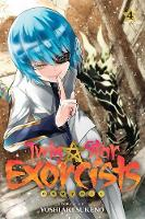 Twin Star Exorcists, Vol. 4: Onmyoji - Twin Star Exorcists 4 (Paperback)