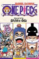 One Piece (Omnibus Edition), Vol. 19: Includes vols. 55, 56 & 57 - One Piece (Omnibus Edition) 19 (Paperback)