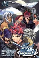 Food Wars!: Shokugeki no Soma, Vol. 12 - Food Wars!: Shokugeki no Soma 12 (Paperback)