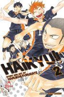 Haikyu!!, Vol. 2 - Haikyu!! 2 (Paperback)