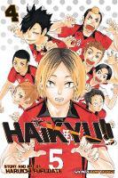 Haikyu!!, Vol. 4 - Haikyu!! 4 (Paperback)