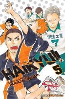 Haikyu!!, Vol. 5 - Haikyu!! 5 (Paperback)