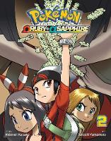 Pokemon Omega Ruby & Alpha Sapphire, Vol. 2 - Pokemon Omega Ruby & Alpha Sapphire (Paperback)