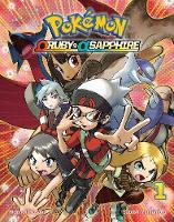 Pokemon Omega Ruby & Alpha Sapphire, Vol. 1 - Pokemon Omega Ruby & Alpha Sapphire (Paperback)