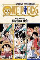 One Piece (Omnibus Edition), Vol. 23: Includes vols. 67, 68 & 69 - One Piece (Omnibus Edition) 23 (Paperback)