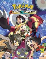 Pokemon Omega Ruby & Alpha Sapphire, Vol. 3 - Pokemon Omega Ruby & Alpha Sapphire (Paperback)