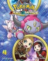 Pokemon Omega Ruby & Alpha Sapphire, Vol. 4 - Pokemon Omega Ruby & Alpha Sapphire (Paperback)