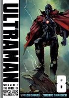 Ultraman, Vol. 8 - Ultraman 8 (Paperback)