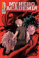 My Hero Academia, Vol. 10 - My Hero Academia 10 (Paperback)