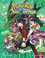 Pokemon Omega Ruby & Alpha Sapphire, Vol. 5 - Pokemon Omega Ruby & Alpha Sapphire (Paperback)