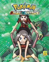 Pokemon Omega Ruby & Alpha Sapphire, Vol. 6 - Pokemon Omega Ruby & Alpha Sapphire (Paperback)