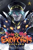 Twin Star Exorcists, Vol. 12: Onmyoji - Twin Star Exorcists 12 (Paperback)