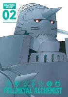 Fullmetal Alchemist: Fullmetal Edition, Vol. 2 - Fullmetal Alchemist: Fullmetal Edition 2 (Hardback)