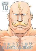 Fullmetal Alchemist: Fullmetal Edition, Vol. 10 - Fullmetal Alchemist: Fullmetal Edition 10 (Hardback)
