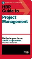 HBR Guide to Project Management (HBR Guide Series) - HBR Guide (Paperback)