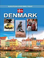 Denmark - European Countries Today (Hardback)