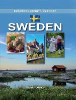 Sweden - European Countries Today (Hardback)