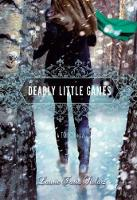 Deadly Little Games: A Touch Novel (Paperback)