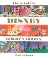 The Art Of The Disney Golden Books (Hardback)
