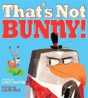 That's Not Bunny! (Hardback)