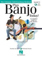 Play Banjo Today! Level One (Book)