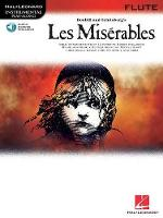 Les Miserables - Flute: Instrumental Play-Along (Book)