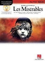 Les Miserables - Alto Saxophone: Instrumental Play-Along (Book)