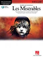 Les Miserables - Cello: Instrumental Play-Along (Book)