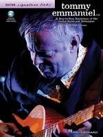 Tommy Emmanuel: Signature Licks Guitar (Paperback)