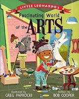 Little Leonardo's Fascinating World of the Arts (Board book)