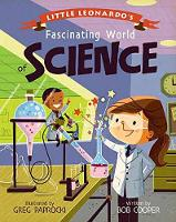 Little Leonardo's Fascinating World of Science (Board book)