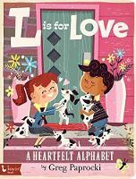 L is for Love: A Heartfelt Alphabet - BabyLit Alphabet (Hardback)