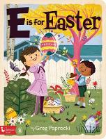 E is for Easter - BabyLit Alphabet Series (Board book)