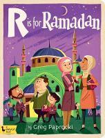 R is for Ramadan - BabyLit Alphabet (Board book)