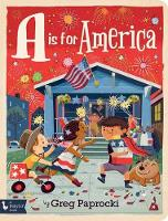 A Is for America (Board book)